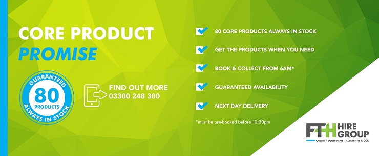 Core 80 Product Promise Banner
